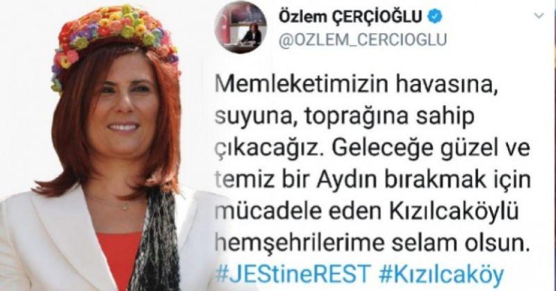 TOPUKLU EFE JES'E REST ÇEKTİ