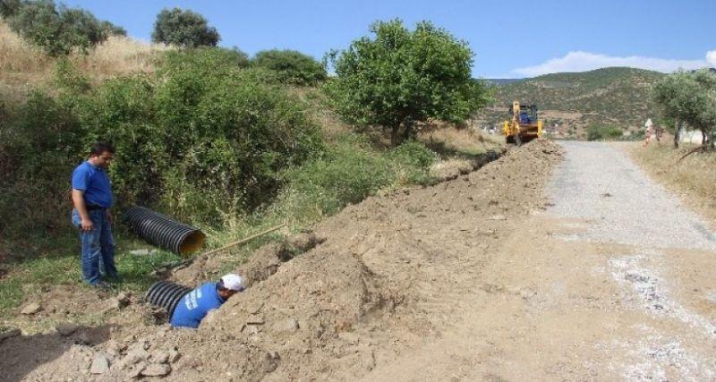 ASKİ'den Nazilli'ye 166 kilometre hat, 10 arıtma tesisi ve 70 sondaj kuyusu