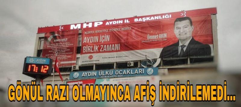 AKP'YE TEPKİ İÇİN Mİ İNDİRİLMİYOR..?