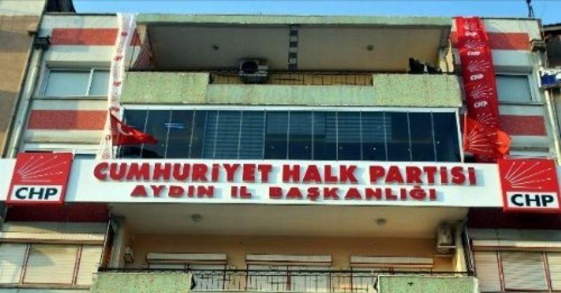 CHP İL BAŞKANLIĞI'NDAN NAZİLLİ AÇIKLAMASI...