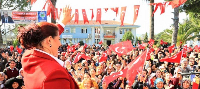 """""""SİZE EN ÇOK KİM HİZMET ETTİYSE OYUNUZU ONA VERİN"""