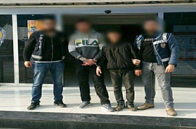 Didim'de 2 hırsızlık zanlısı tutuklandı