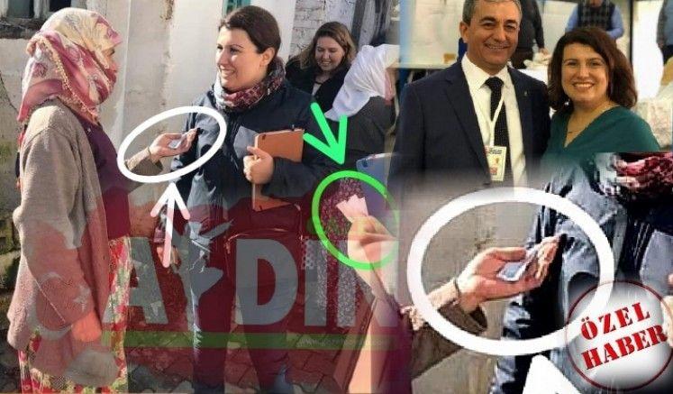BU FOTOĞRAF KARESİ AYDIN SİYASETİNİ KARIŞTIRACAK..!