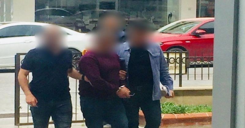 Kuşadası'nda hırsızlık şüphelisi 5 kişi yakalandı