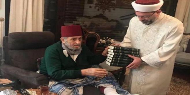 Atatürk düşmanı Mısıroğlu'nun cenazesi Büyük Çamlıca Camii'nden kaldırılacak