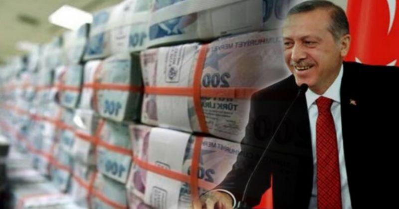 ERDOĞAN, 17 BUÇUK KAT ARTAN ÖRTÜLÜ ÖDENEK HARCAMASINDAN 2018`DE 1 MİLYAR 722 MİLYON HARCAMIŞ...