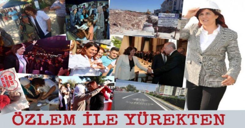 ÇERÇİOĞLU 'HALK ODAKLI YATIRIMLAR' İLE EZBER BOZUYOR
