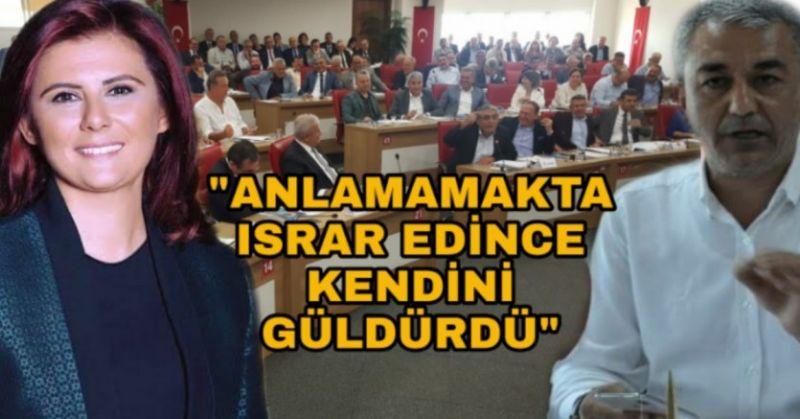 AKP'Lİ BAŞKAN KENDİ KENDİNİ YALANLADI