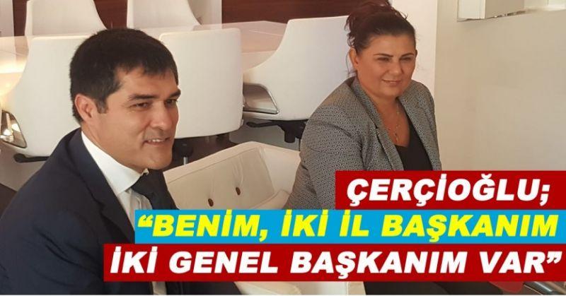 İYİ PARTİ İSTANBUL İL BAŞKANINDAN BAŞKAN ÇERÇİOĞLU'NA ÖVGÜ...