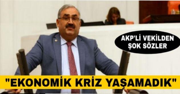 AKP'Lİ VEKİL İŞSİZLERİ KIZDIRACAK AÇIKLAMALARDA BULUNDU