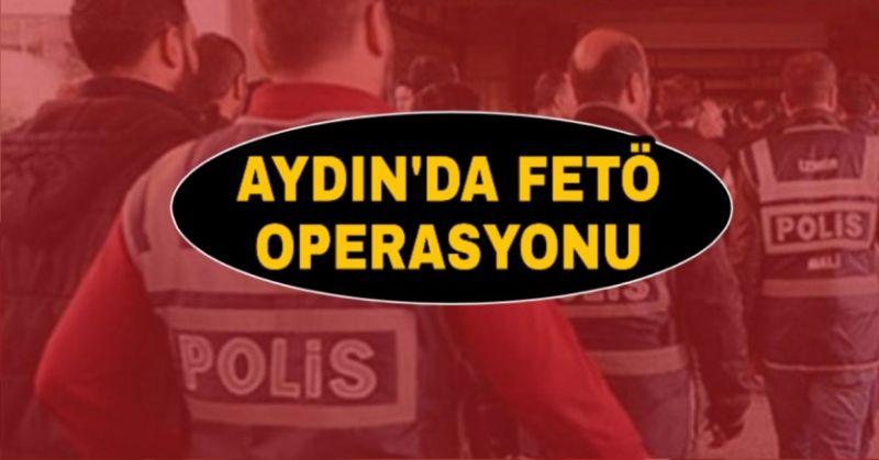 FETÖ'YE YÖNELİK OPERASYONLAR DEVAM EDİYOR