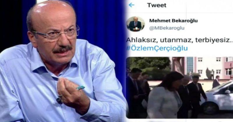 BUNLARI MUSTAFA SAVAŞ'A SÖYLEDİ...