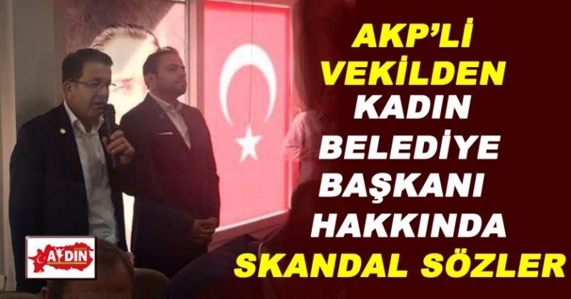 AYDIN AKP'DE BİR SKANDAL DAHA.!