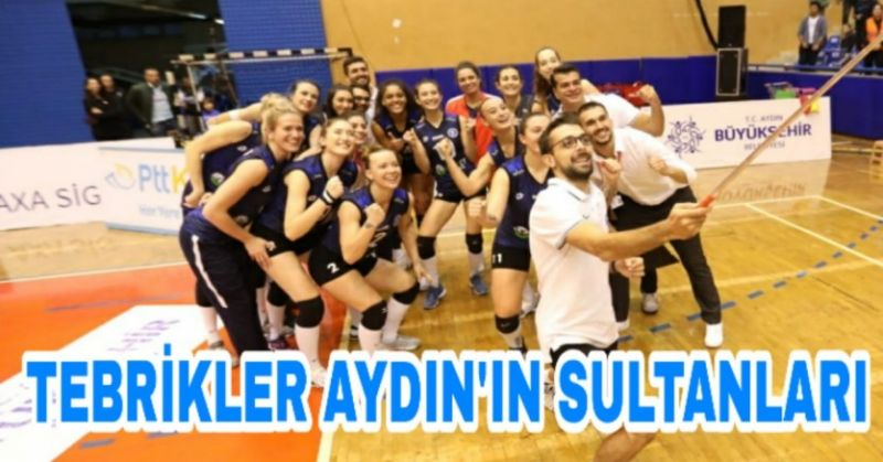 AYDIN'IN SULTANLARI PTT'Yİ YENDİ