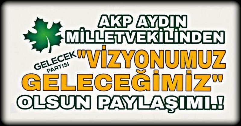 AYDIN'IN AKP'Lİ VEKİLİ YERLİ OTOMOBİL PAYLAŞIMIYLA 'KENDİ GECELEĞİ' İÇİN SUBLİMİNAL MESAJ MI VERDİ.?