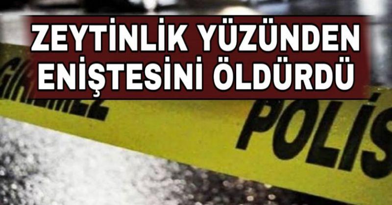 AYDINLI ESNAF CİNAYETE KURBAN GİTTİ