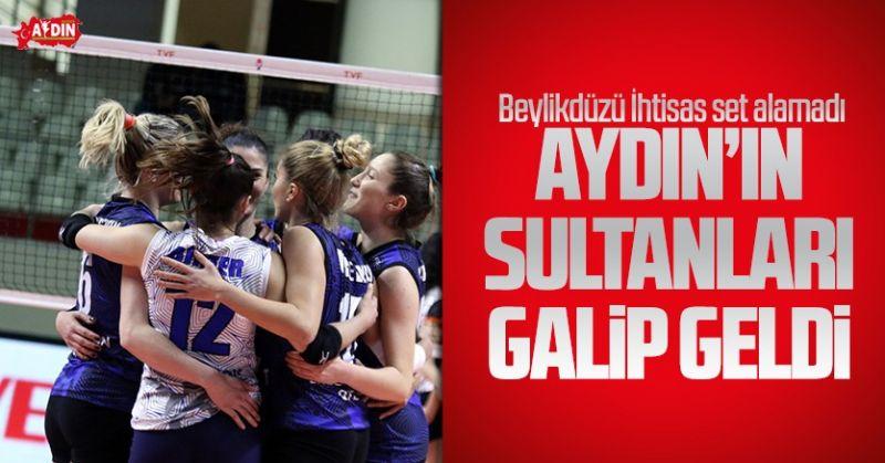 AYDIN'IN SULTANLARI GALİP GELDİ