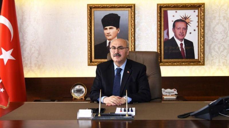 Aydın Valisi Yavuz Selim Köşger, Türk Polis Teşkilatının 175. yaşını kutladı