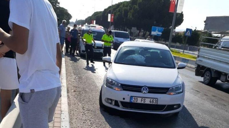 Aydın'da alkollü sürücü kovalamaca sonucu yakalandı