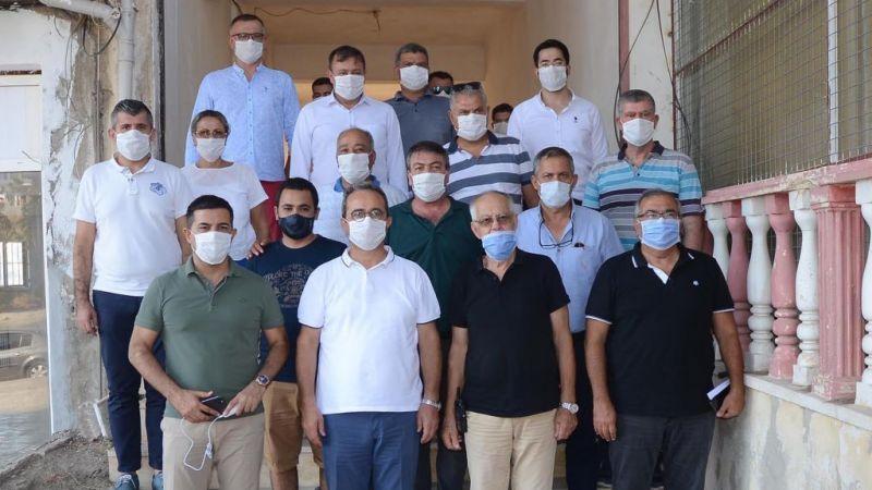 Başkan Ömer Günel CHP Milletvekilleri ile birlikte STK'ların sorunlarını dinledi