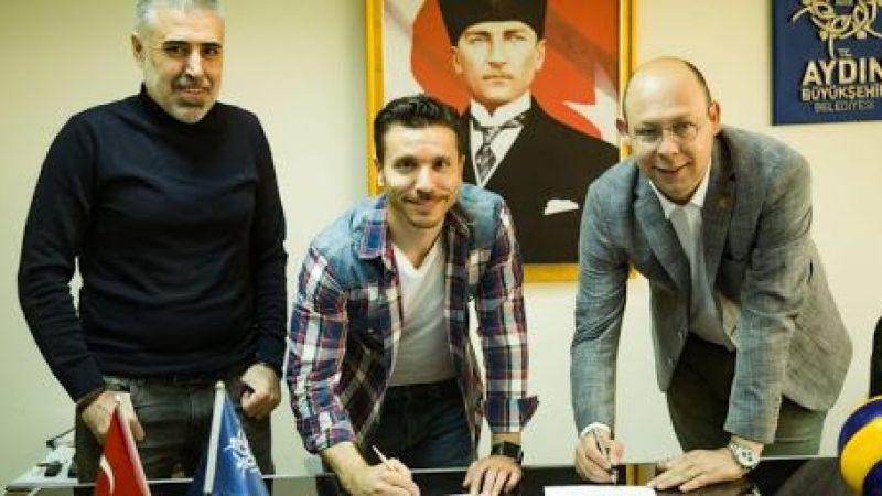 Aydın'ın Sultanları İki Yıl Daha Baş Antrenör Alper Hamurcu'ya Emanet