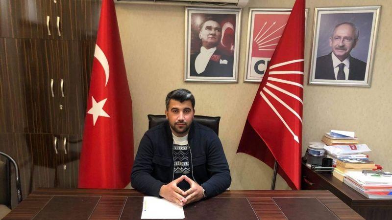 CHP'li genç Başkan'dan Ramazan Bayramı mesajı