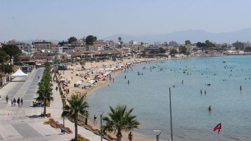 Didim'de 14 plaj ve 1 marinada Mavi Bayrak dalgalanacak