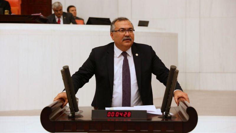 CHP'li Bülbül'den Cumhurbaşkanlığına önerge
