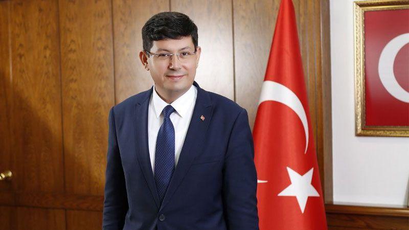 Başkan Özcan, Başkanvekilliğine seçildi