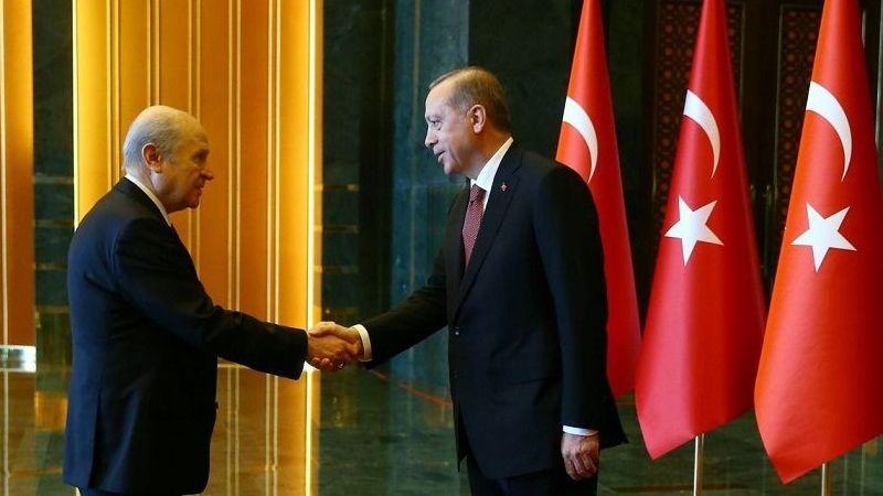 AKP seçim paketini MHP'ye sundu: Baraj MHP'ye göre ayarlanacak