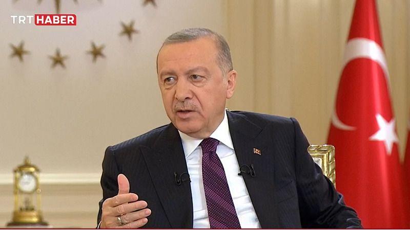 Kimse bunu fark etmedi: Erdoğan'ın katıldığı 'canlı' yayınla ilgili çarpıcı iddia