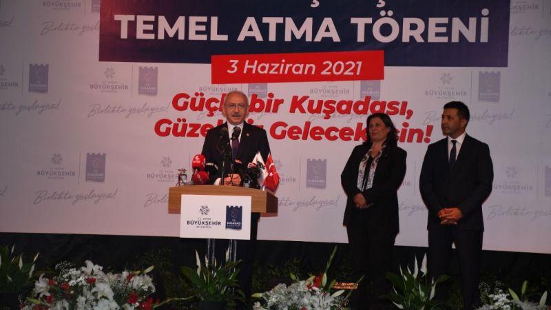 Kemal Kılıçdaroğlu'ndan Başkan Çerçioğlu'na övgü dolu sözler