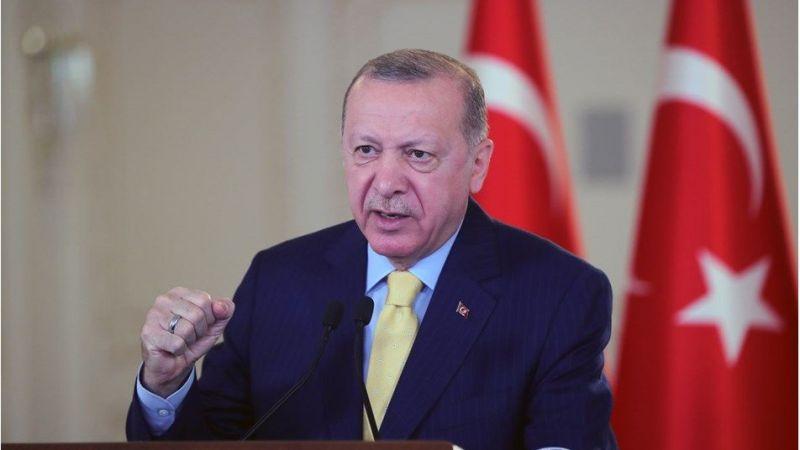 Erken seçim sinyali mi? Erdoğan'dan cami açılışında seçim konuşması