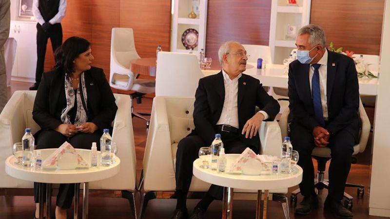 Başkan Çankır'dan teşekkür mesajı