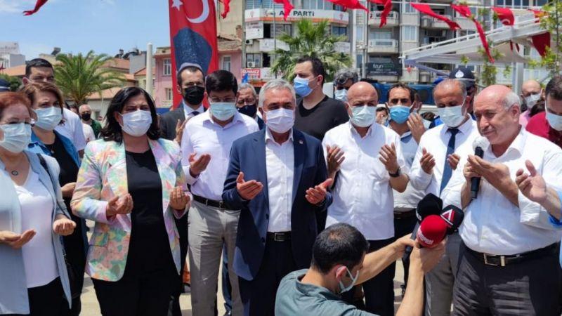 Nazilli Belediye Başkanı Kürşat Engin Özcan'dan Başkan Çerçioğlu'na: İyi ki varsınız