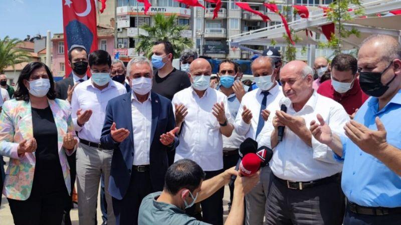 Aydın Büyükşehir Belediyesi'nin yeni hizmet araçları törenle hizmete başladı