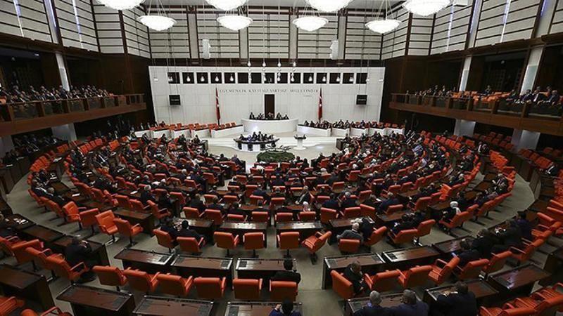 CHP'nin önergesi bir kez daha reddedildi