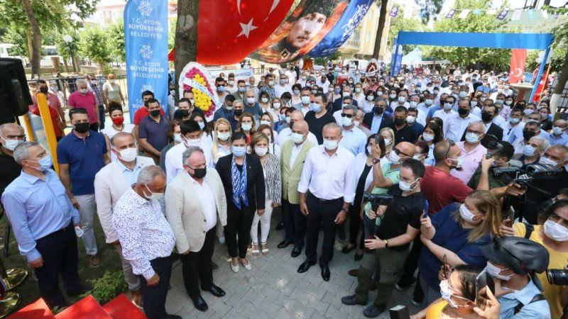 Başkan Çerçioğlu: 20 yıldır bu konuda hiçbir şey yapmayanlar utansın