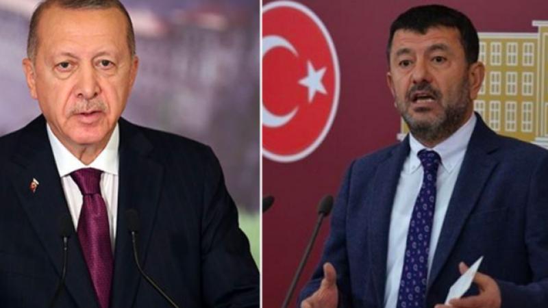 CHP'den 'Millet açsa siz doyuruverin' diyen Erdoğan'a yanıt