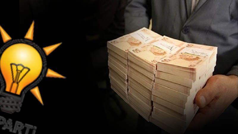 AKP'nin bürokratları çifte maaşa doymuyor! Aylık toplam geliri 61.766 TL