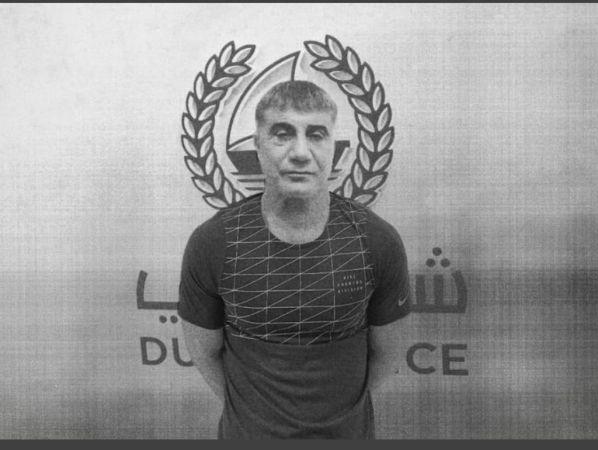 Ak-trollerin 'Sedat Peker yakalandı' iddiasıyla paylaştığı fotoğraf montaj çıktı!