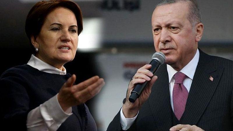 Akşener'in çıkışı AKP'nin ittifak stratejisini değiştirdi: İşte Erdoğan'ın partililere uyarısı