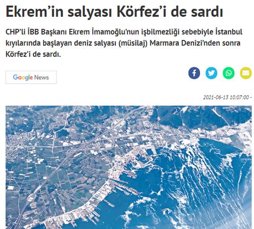 Yandaş Akit'ten skandal Ekrem İmamoğlu haberi!
