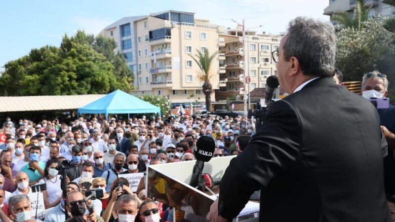 CHP'li Tezcan: Didim'i ranta teslim etmeyeceğiz
