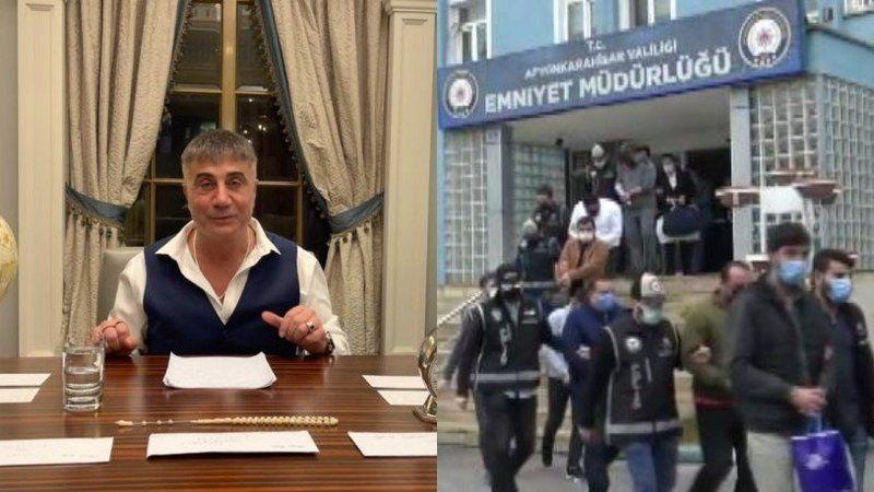 4 ilde Sedat Peker operasyonu: 25 kişi gözaltına alındı