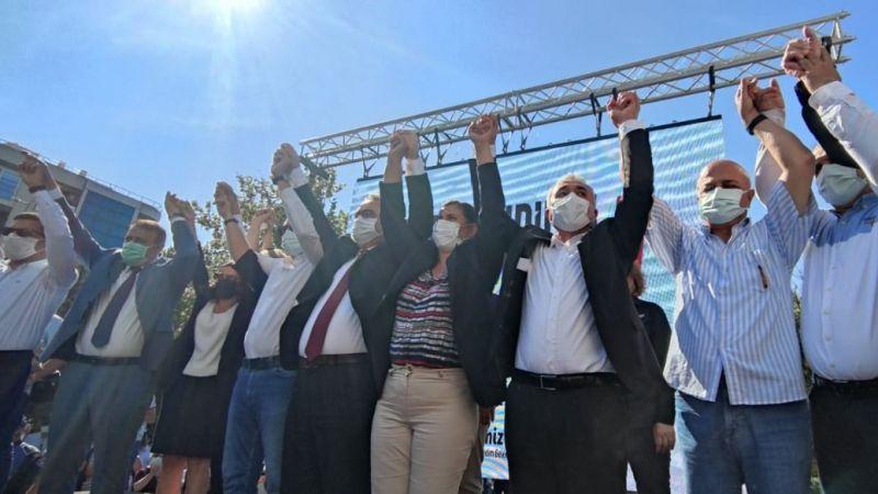 CHP'li siyasetçilerden Didim'den sert mesajlar: Didim'i ranta teslim etmeyeceğiz