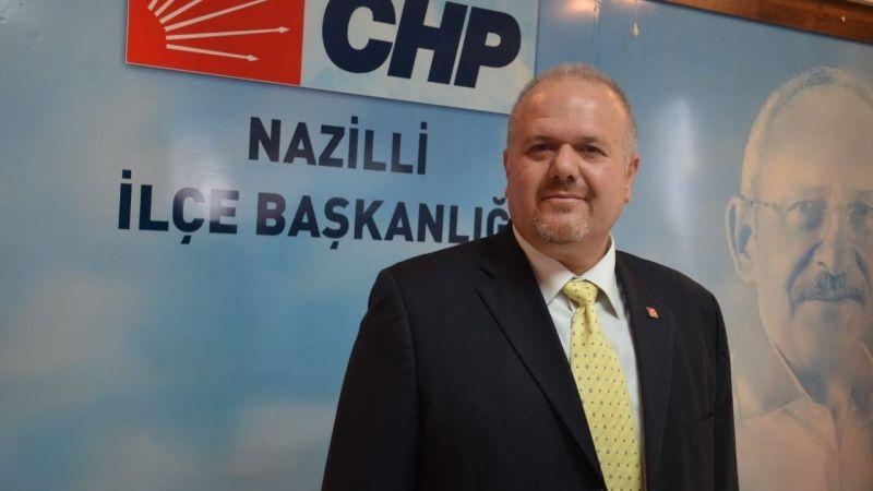 CHP'li Alptekin: Şimdi makinisti değiştirme zamanı