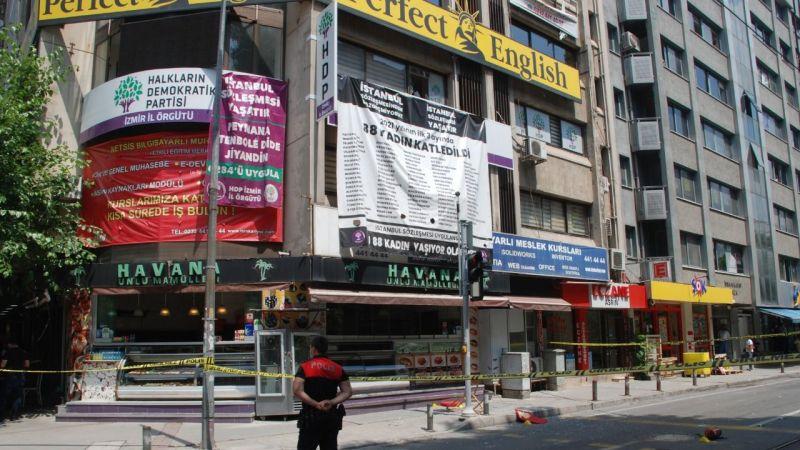 AK Partili Yavuz ve Erdem HDP'ye saldırıyı kınadı, iki isim sessiz kaldı