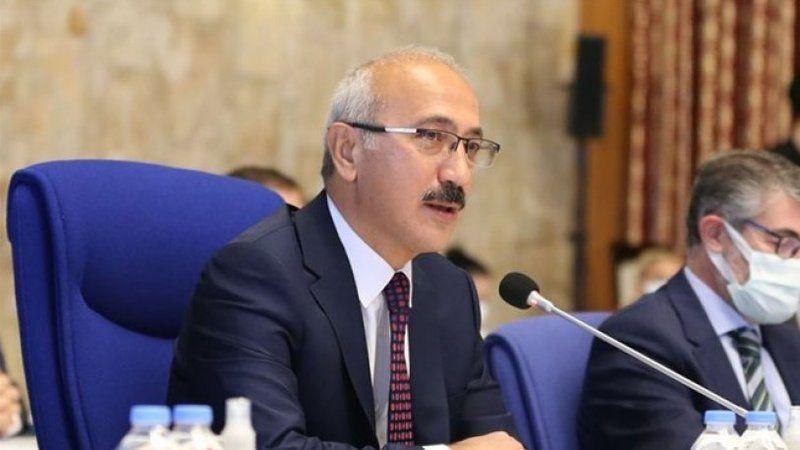 Hazine ve Maliye BakanıLütfi Elvan'dan enflasyon ve döviz kuru mesajı