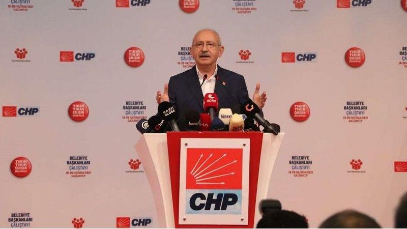 Kılıçdaroğlu: Erken seçim istiyoruz çünkü...